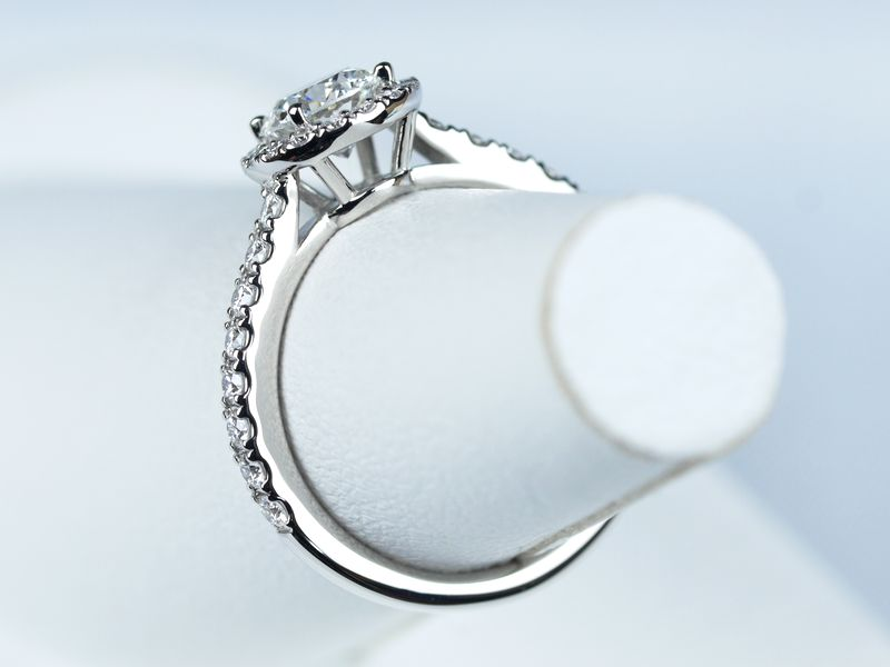 婚約指輪 ハリー・ウィンストン