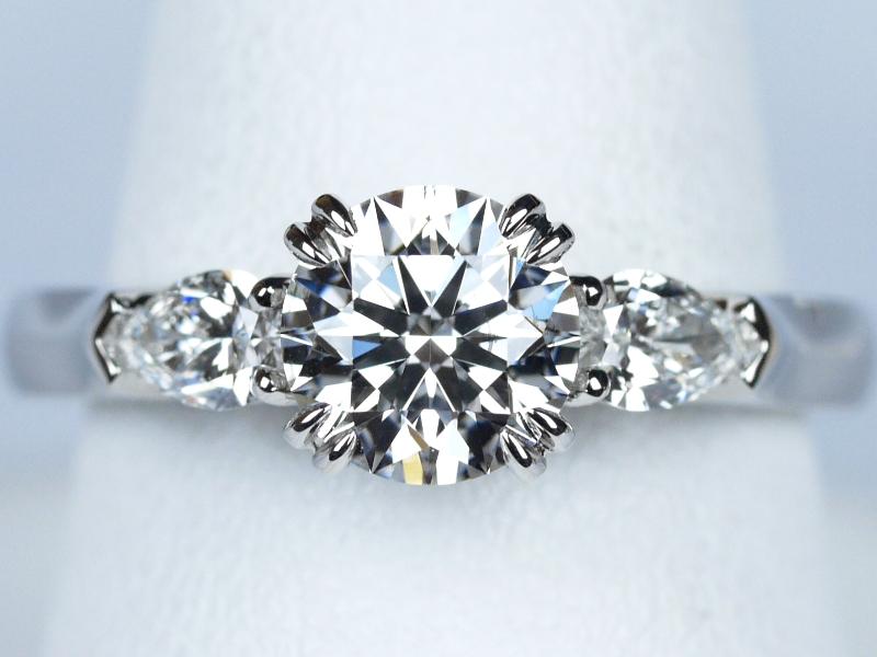 1カラット 婚約指輪 値段