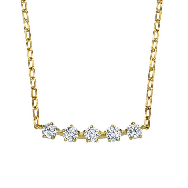 ペンダント ダイヤモンド 0.15ct ゴールド