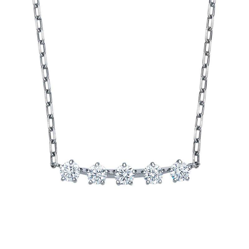 ペンダント ダイヤモンド 0.15ct プラチナ