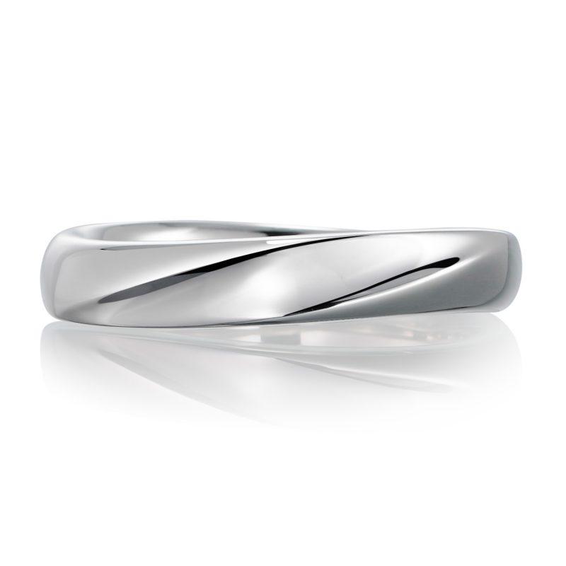 結婚指輪No3 男性用 プラチナ