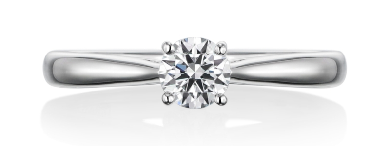 結婚指輪 婚約指輪 重ね付け