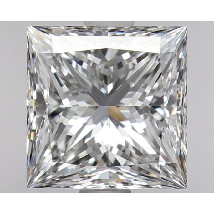 プリンセスカット ダイヤモンド 0.51ct D VVS2 GIA 鑑定書付き