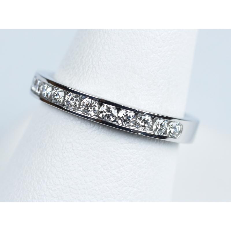 エタニティリング 0.31カラット ダイヤモンド プラチナ