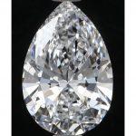 ペアシェイプ 1カラット ダイヤモンド ルース