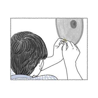 職人 指輪 修理