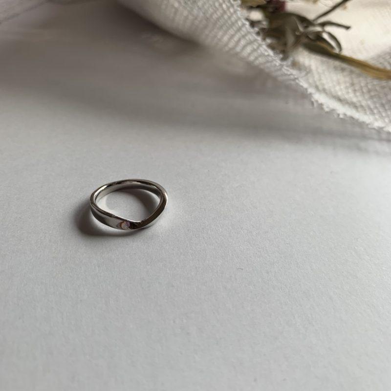 結婚指輪No5 女性用 プラチナ(幅3.0mm / Pt950)