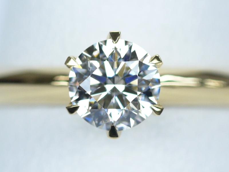 IZURU婚約指輪