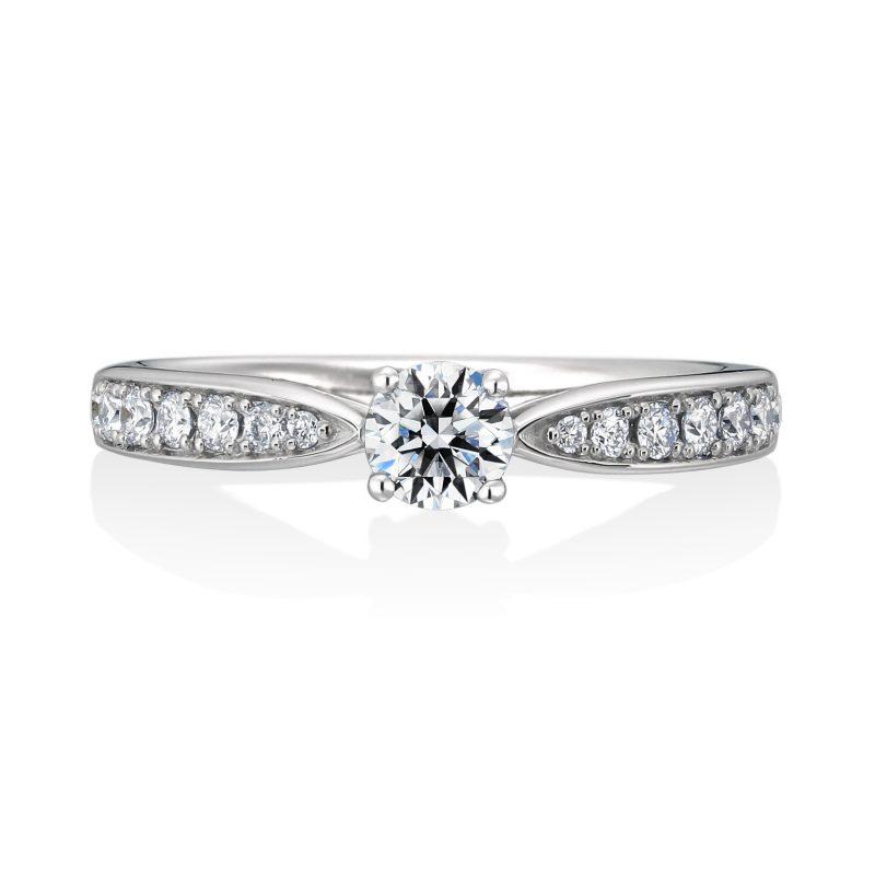 婚約指輪 Lily 0.30ct プラチナ(Pt950)