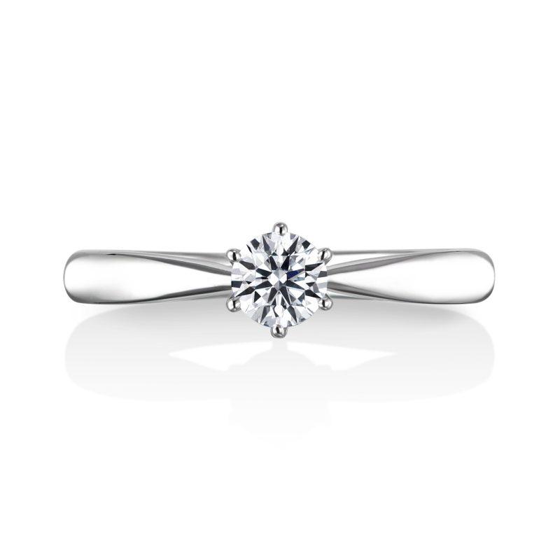 婚約指輪 Polaris 0.30ct プラチナ(Pt950)