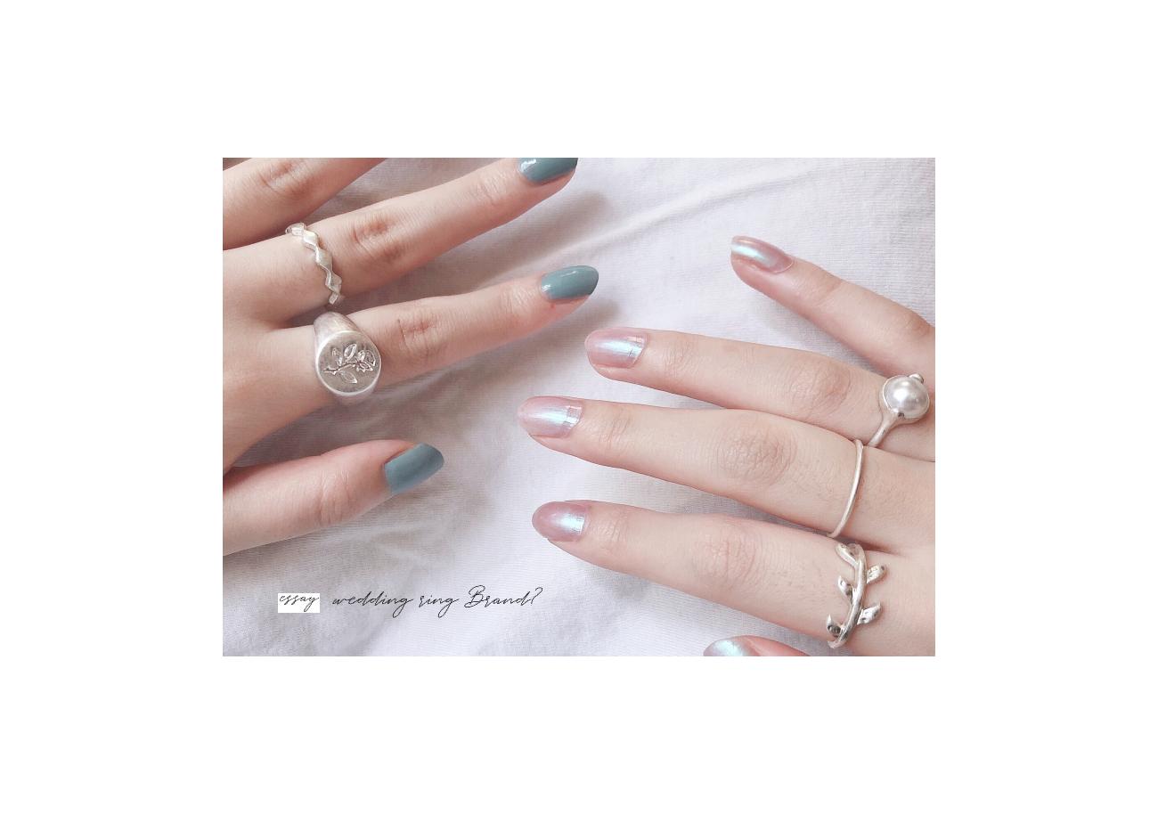 結婚指輪と婚約指輪のブランド