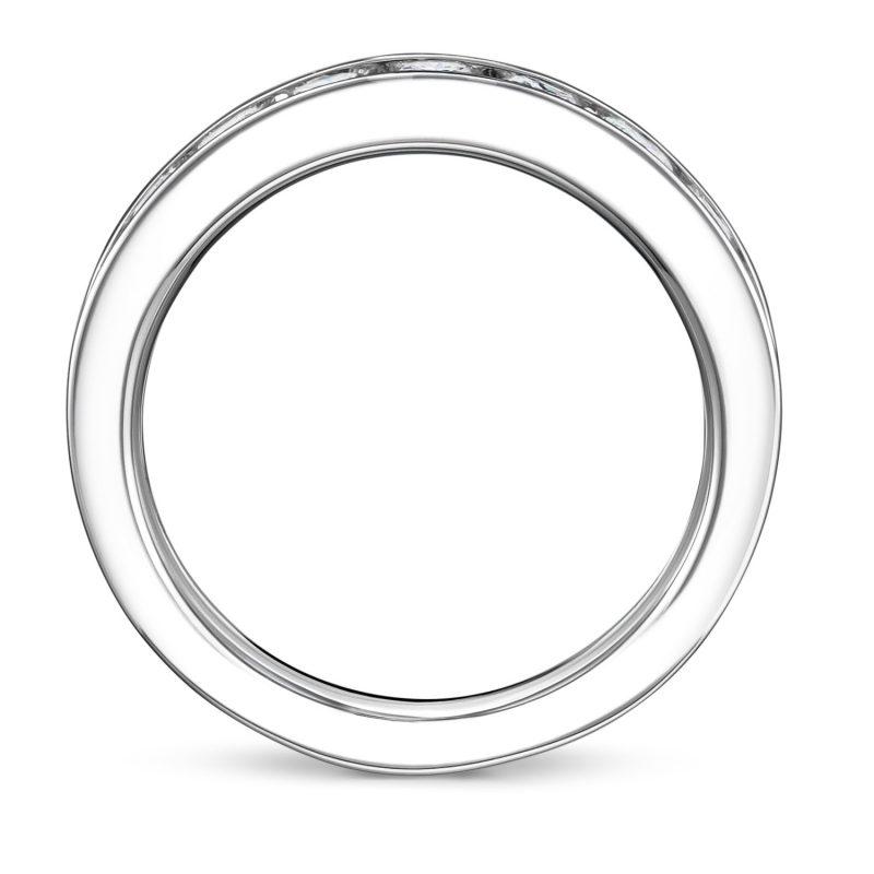 エタニティリング 0.75ctダイヤモンド プラチナ