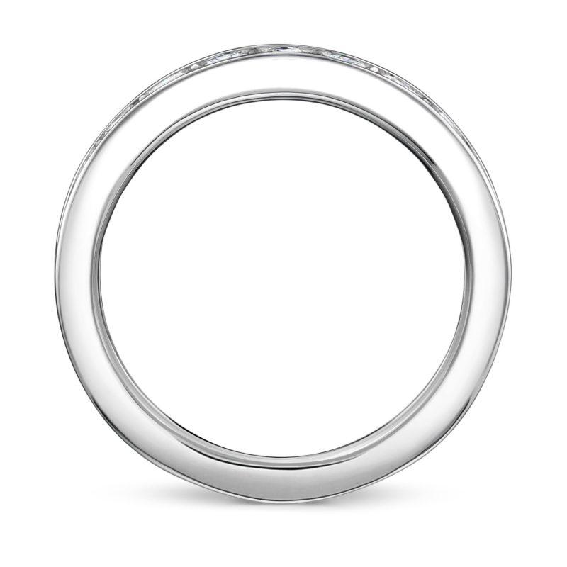 エタニティリング 0.55ctダイヤモンド プラチナ