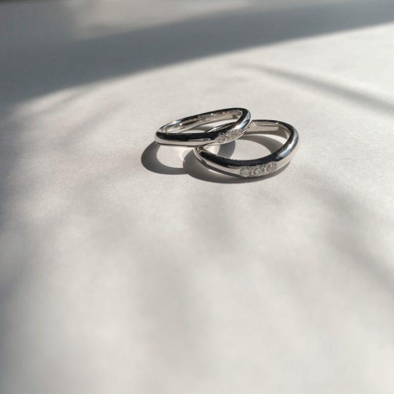 結婚指輪No6 Diamond プラチナ