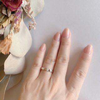 IZURUの結婚指輪
