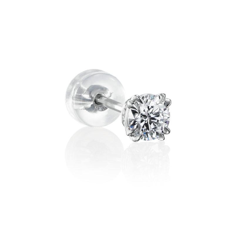ピアス ダイヤモンド 0.3カラット