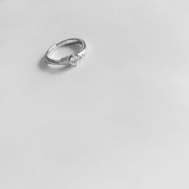 婚約指輪 Jupiter 0.30ct プラチナ(Pt950)
