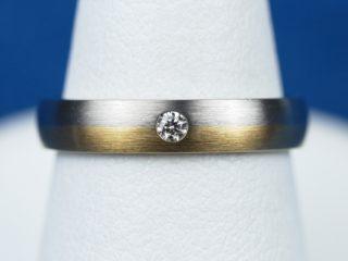 2021年、今年から鍛造の結婚指輪の種類を増やします。
