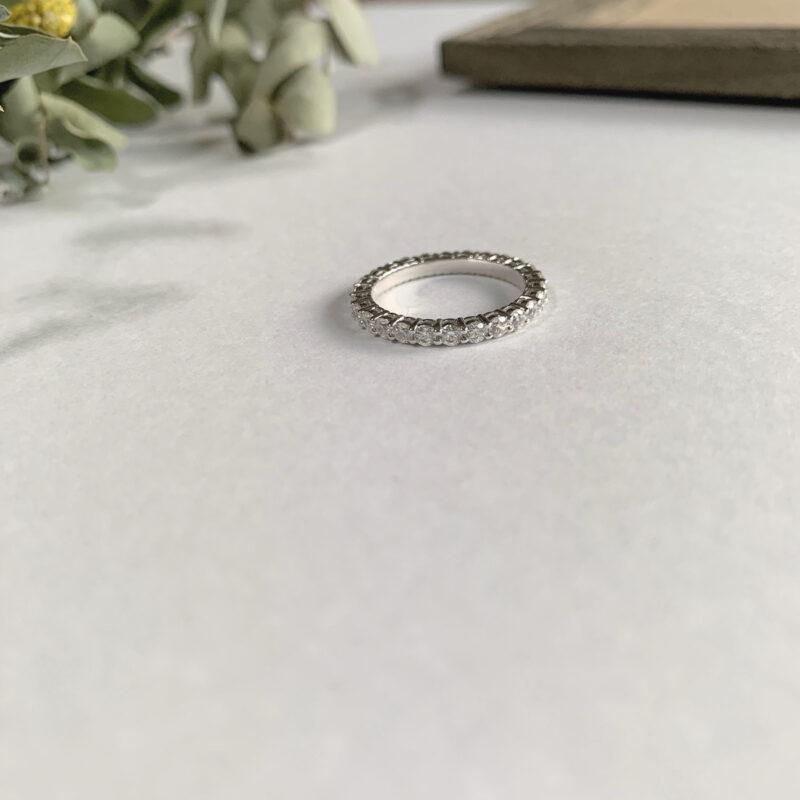 新作 Full eternity ring No1 2.1ミリ SPECIAL