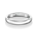 結婚指輪No1 3.0 ダイヤモンド 5個 プラチナ