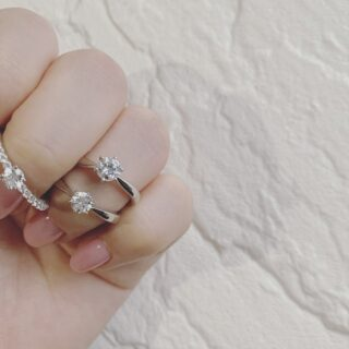 40代・アラフォーの婚約指輪