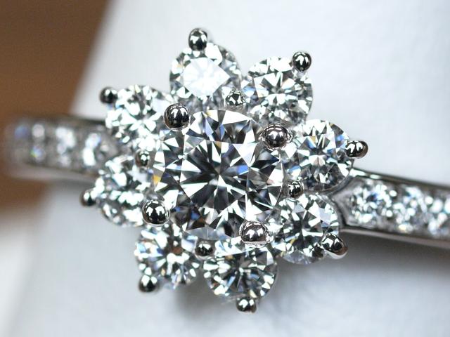 おばあちゃん 婚約指輪