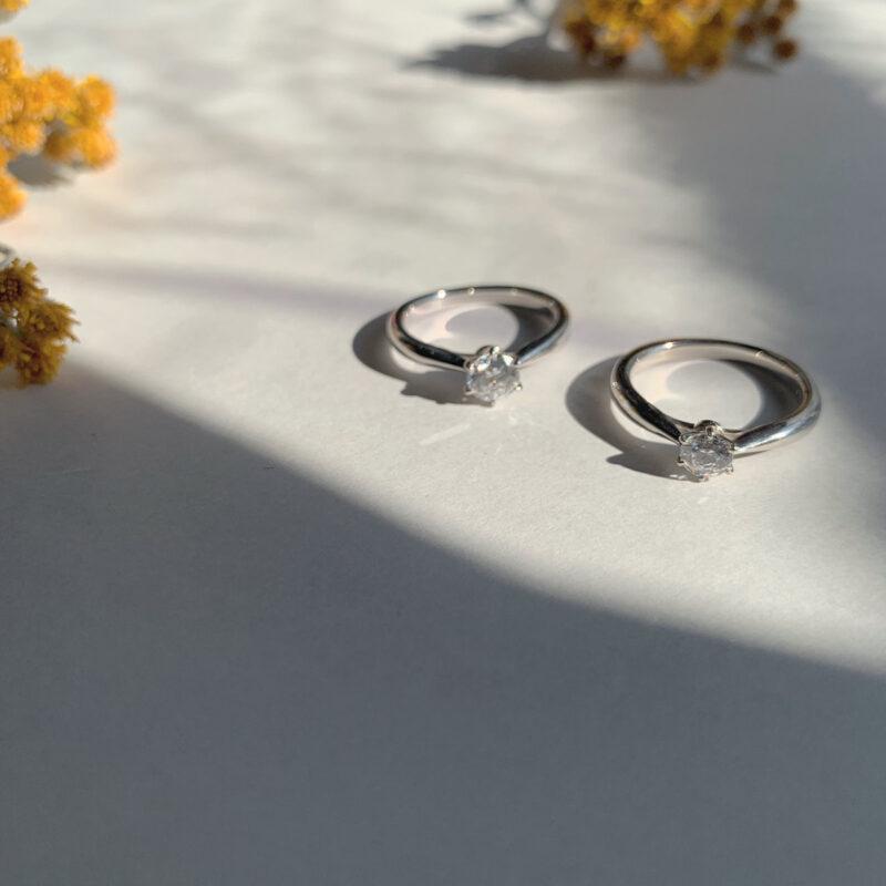 婚約指輪 Polaris