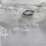 結婚指輪No3 男性用 プラチナ(幅3.6mm / Pt950)