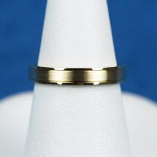 鍛造の結婚指輪 オーダーメイドで製作しました。